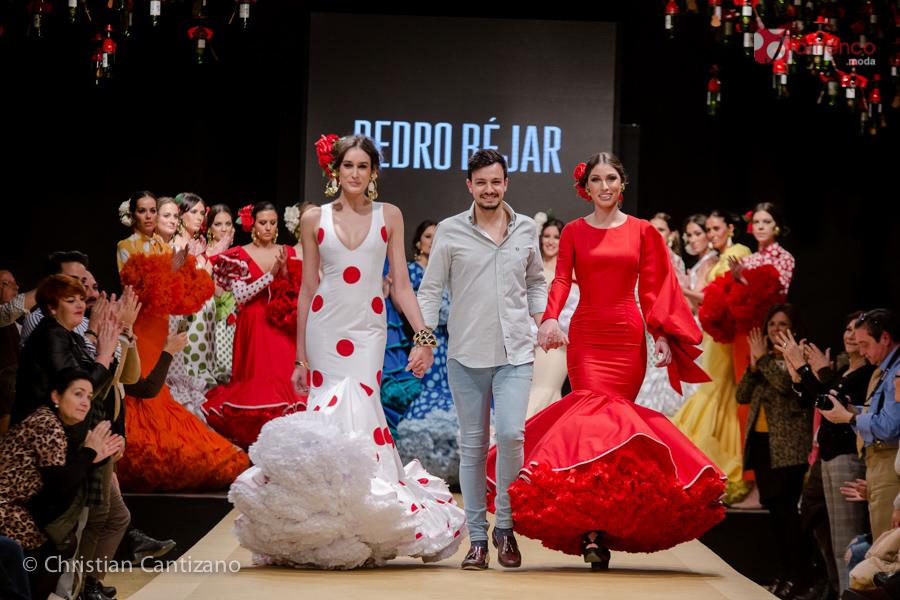 """Pedro Béjar """"Omnium"""" – Pasarela Flamenca Jerez 2018"""