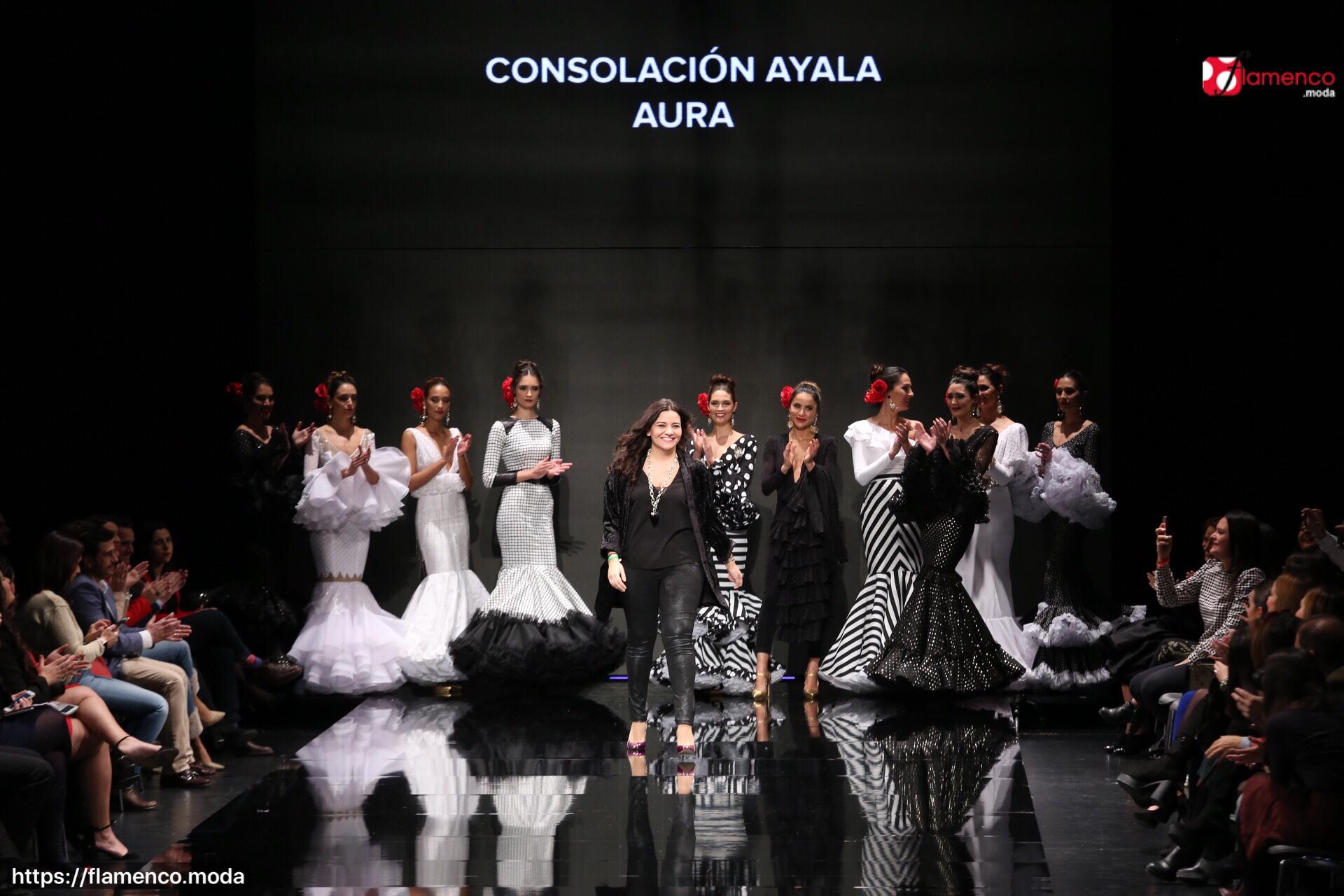"""Consolación Ayala  –  """"Aura"""" – Simof 2018"""