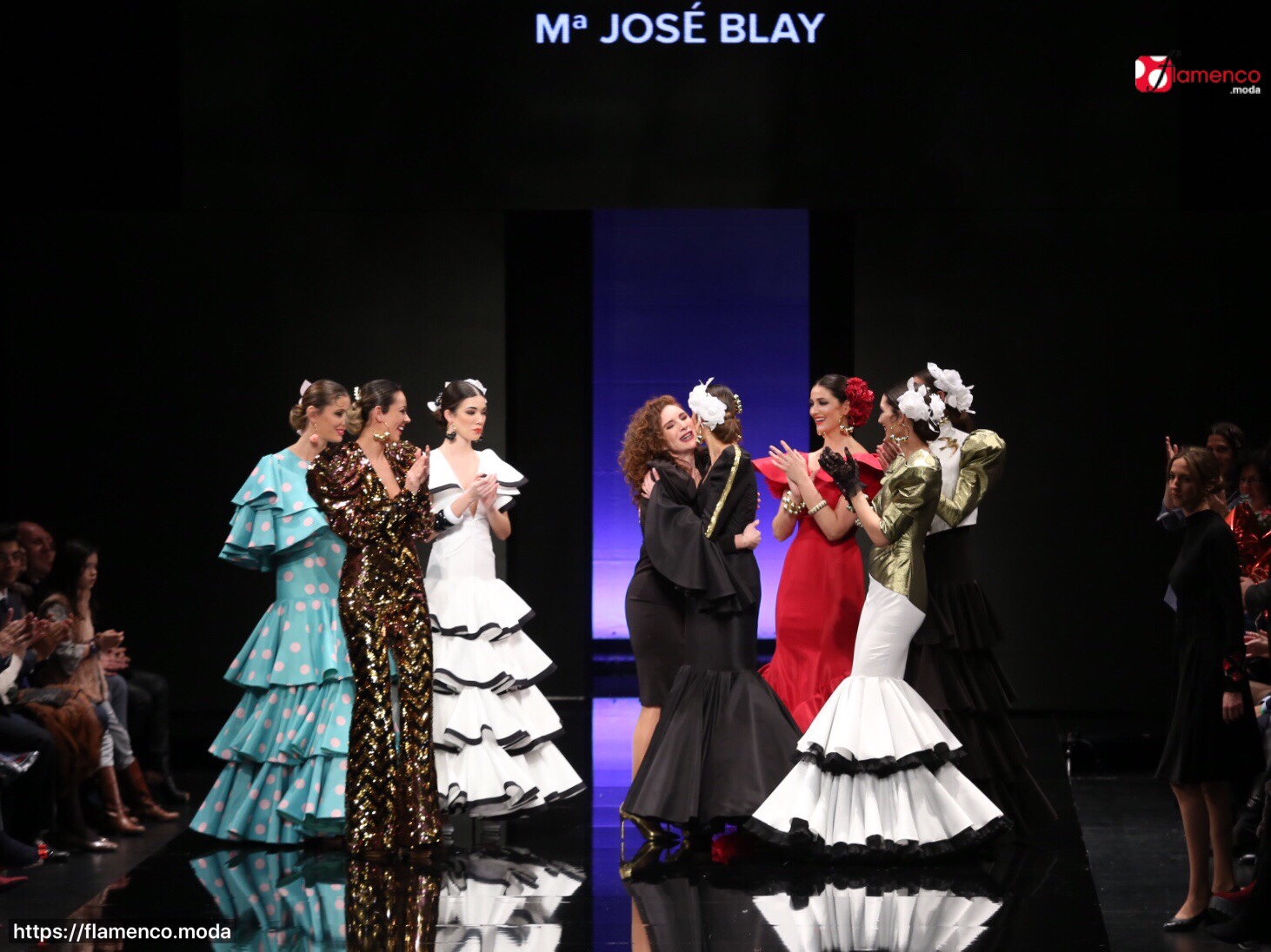 """María José Blay – """"Mis quereles"""" – Simof 2018"""