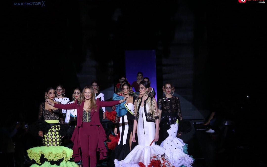 """Verónica de la Vega  –  """"Flamencas armadas"""" – Simof 2018"""