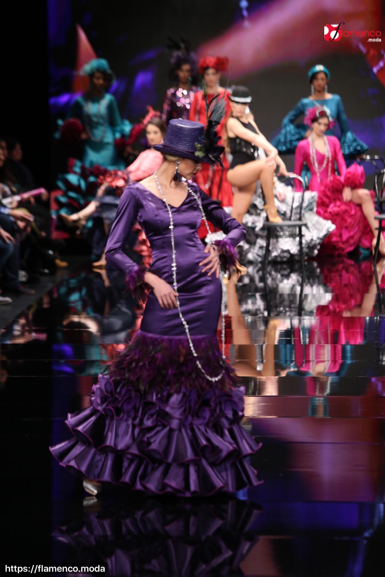 Lo último en moda flamenca en la 24 edición de Simof