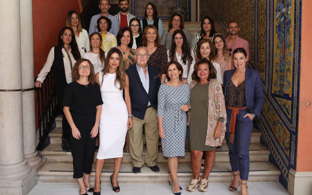 Nuevos emprendedores de Moda Flamenca participarán en el Programa Emprende Lunares con SIMOF