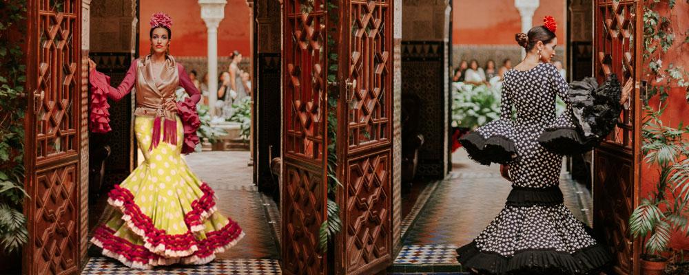 Presentación de la VII edición de la pasarela We Love Flamenco 2019