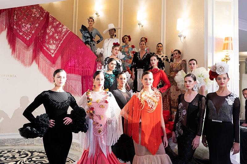 Qlamenco reafirma la moda flamenca con un evento 'Úniqo'