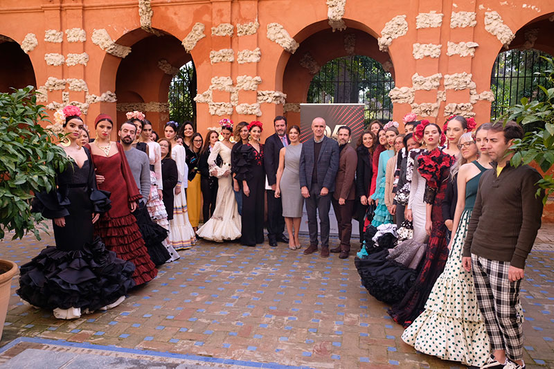 El Salón Internacional de la Moda Flamenca, SIMOF, cumple 25 años