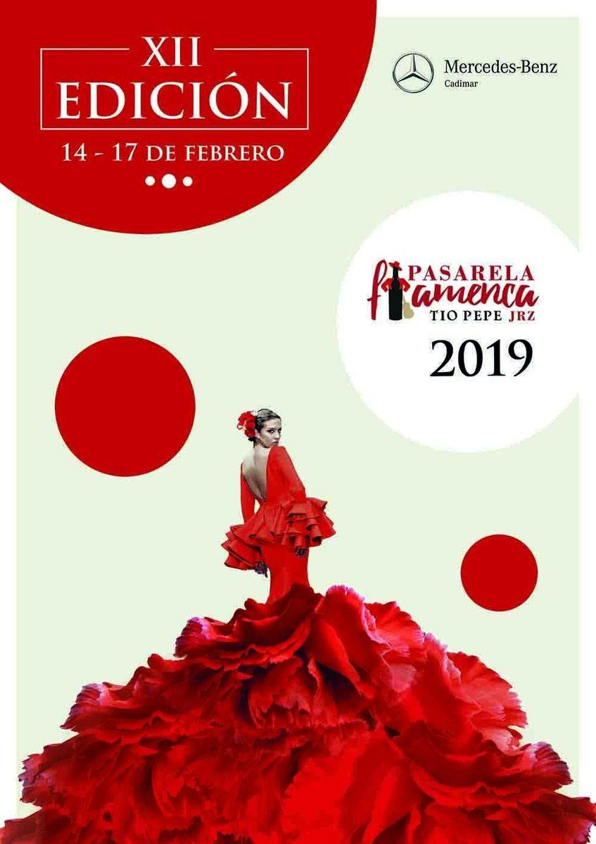 Pasarela Flamenca Jerez 2019