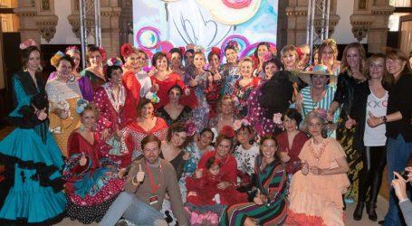 DESFILE FUNDACIÓN SANDRA IBARRA – We Love Flamenco 2019