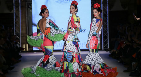 "Video Santana Diseños ""Caprichosa"" – We Love Flamenco 2019"