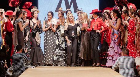"Ángeles Verano ""25 Primaveras"" – Pasarela Flamenca Jerez 2019"