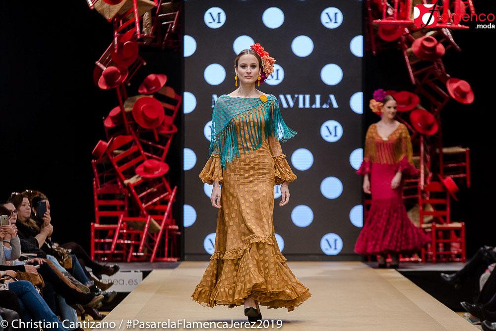 2019Moda Villa Pasarela 'vidas' Jerez Micaela Flamenca nOkw0P