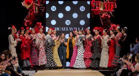Micaela Villa 'VIDAS' Pasarela Flamenca Jerez 2019