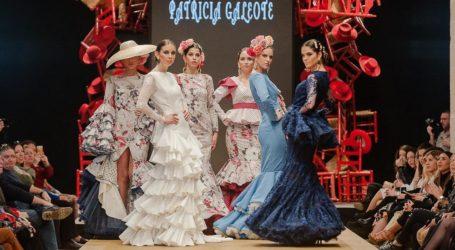"PATRICIA GALEOTE – ""Las Flores de mi vida""  – Noveles Pasarela Flamenca Jerez 2019"