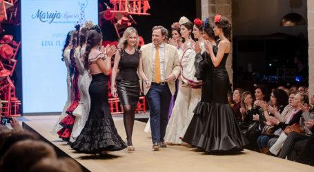 Maruja Lunares KUNA FLAMENCA Pasarela Flamenca Jerez 2019