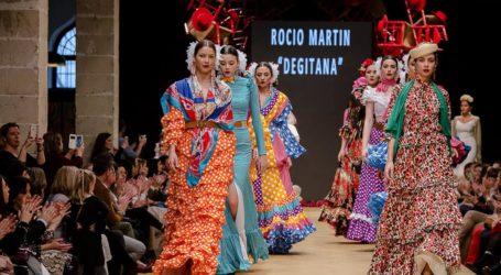 Rocío Martín 'Degitana' 'DEGITANA SIEMPRE' Pasarela Flamenca Jerez 2019
