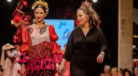 Rocío Segovia 'LIBRE' Pasarela Flamenca Jerez 2019