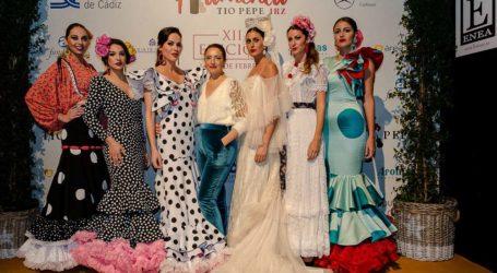 Chari García 'ALBERO' y Luisa Reyes 'SABOR A BULERÍA' Pasarela Flamenca Jerez 2019