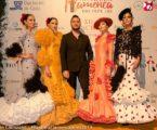 Ernesto Sillero 'BAMBOLEO'BORDADO FLAMENCO / 'PATIOS DE COLORES' Pasarela Flamenca Jerez 2019