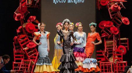 """ROCÍO MERINO – """"Rincón de sol"""" – Noveles Pasarela Flamenca Jerez 2019"""