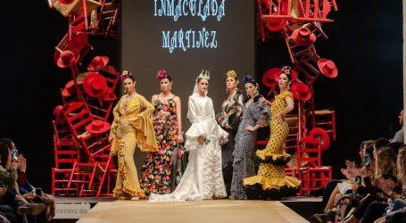 """INMACULADA MARTÍNEZ – """"CamaLEÓNica"""" – Noveles Pasarela Flamenca Jerez 2019"""
