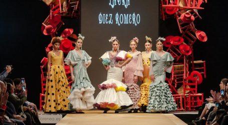 "LAURA DÍEZ – ""Viaje jondo"" – Noveles Pasarela Flamenca Jerez 2019"