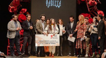 """ESTEFANÍA PADILLA – """"Genio y figura"""" – Noveles Pasarela Flamenca Jerez 2019"""
