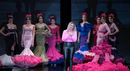 """SARA PÉREZ SANABRIA (Sevilla) """"Rebelle Fleur"""" – Noveles Simof 2019 ¡Ganadora!"""