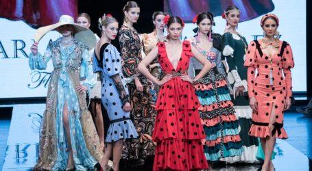 """María Ramírez Flamencas. """"Carmen"""" – Simof 2019"""