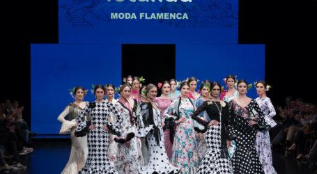 """Yolanda Moda Flamenca  """"Flamenca Interracial"""" – Simof 2019"""
