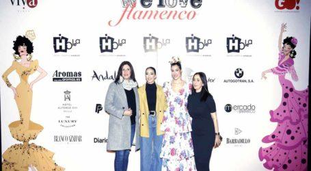 ALBA CALERÓN – 'Florecer' – We Love Flamenco 2020