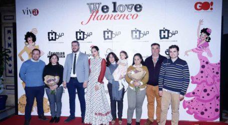 ENGALANÁ – 'Mírame a los ojos' – We Love Flamenco 2020