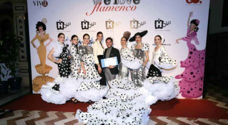 Gala Noveles Concurso diseñadores- We Love Flamenco 2020