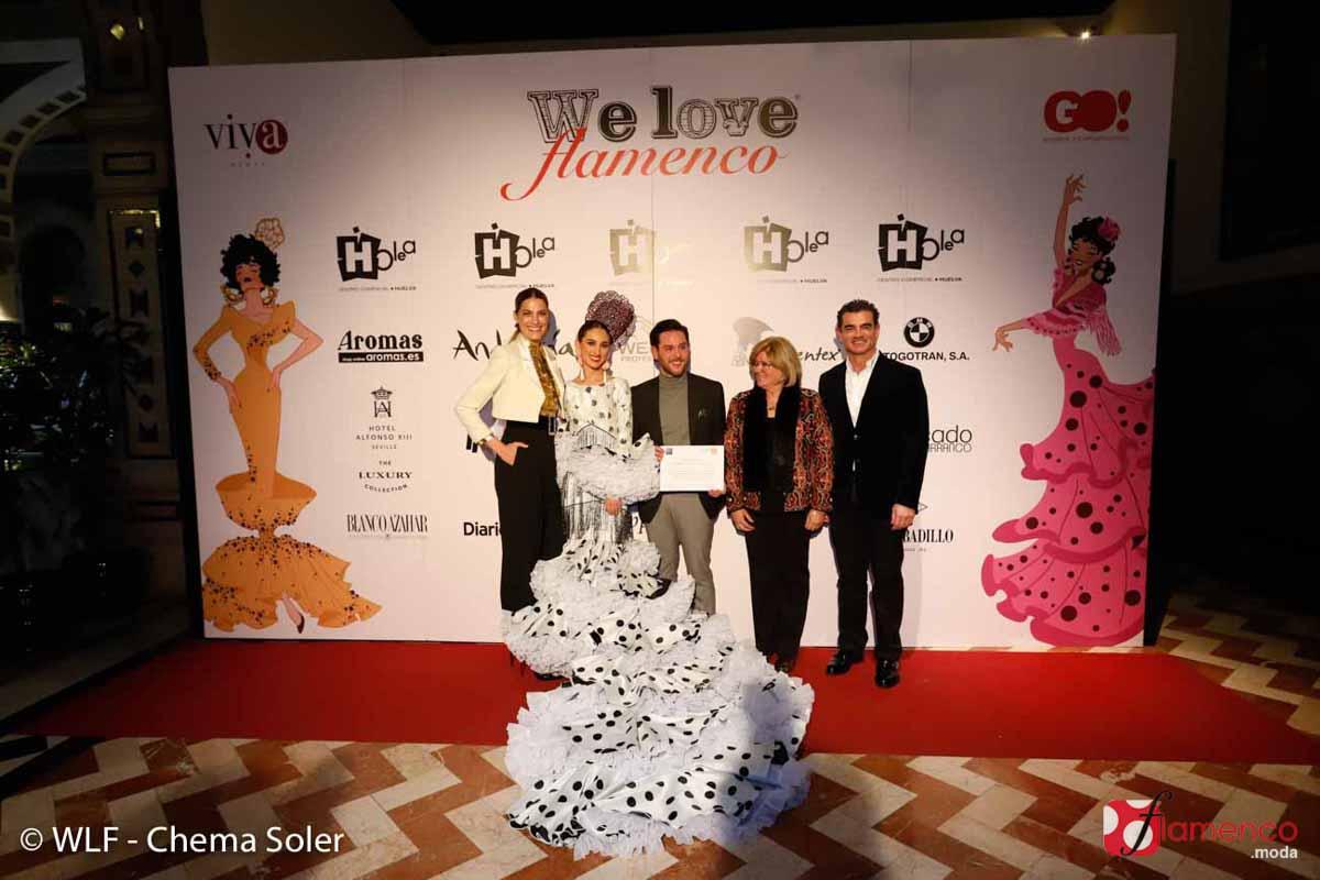 Javier Ordoñez ganador Noveles We Love Flamenco 2020