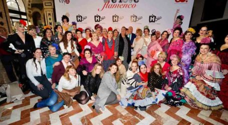 Desfile Asociación Sandra Ibarra – We Love Flamenco 2020
