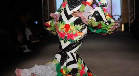 SANTANA DISEÑOS – 'Contigo' – We Love Flamenco 2020