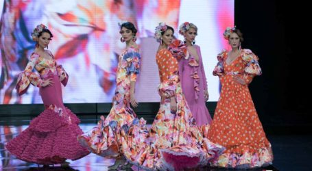 "Video Ángeles Fernández Moda Flamenca ""Sunset"" – Simof 2020"