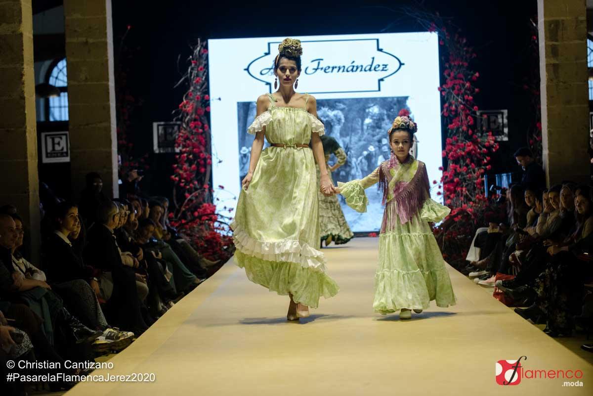 Desfile Benéfico - Pasarela Flamenca Jerez