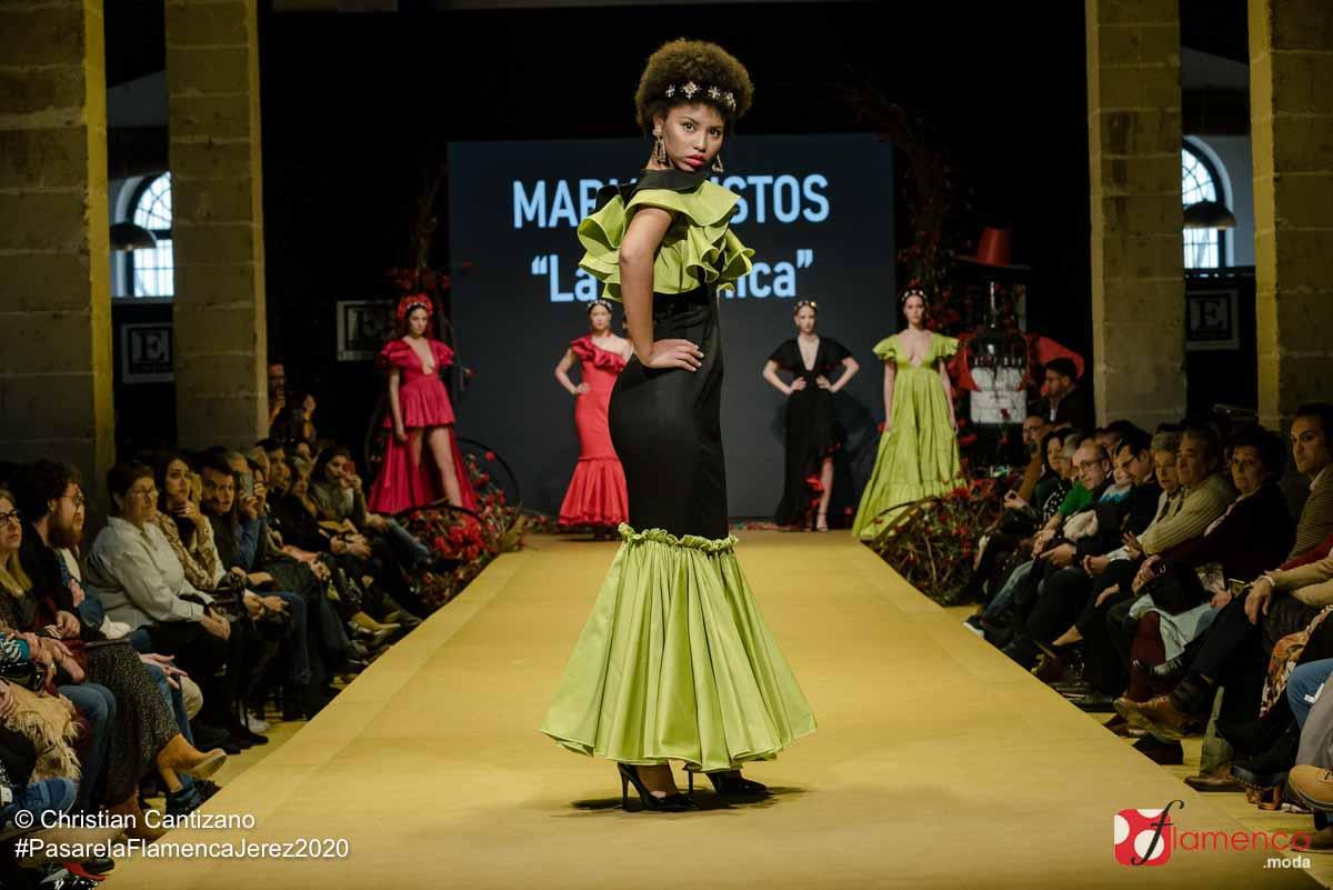 Certamen Diseñadores Noveles - Pasarela Flamenco Jerez 2020