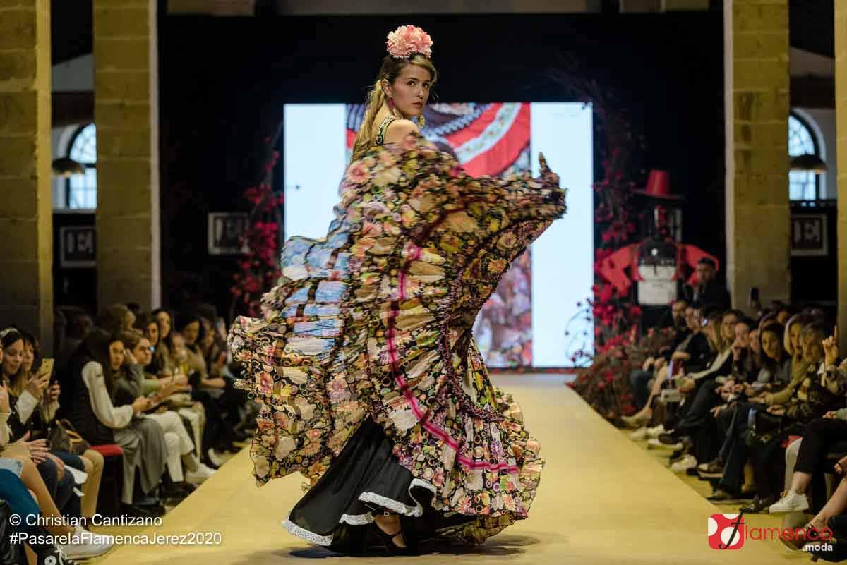 Pol Núñez- Pasarela Flamenca Jerez