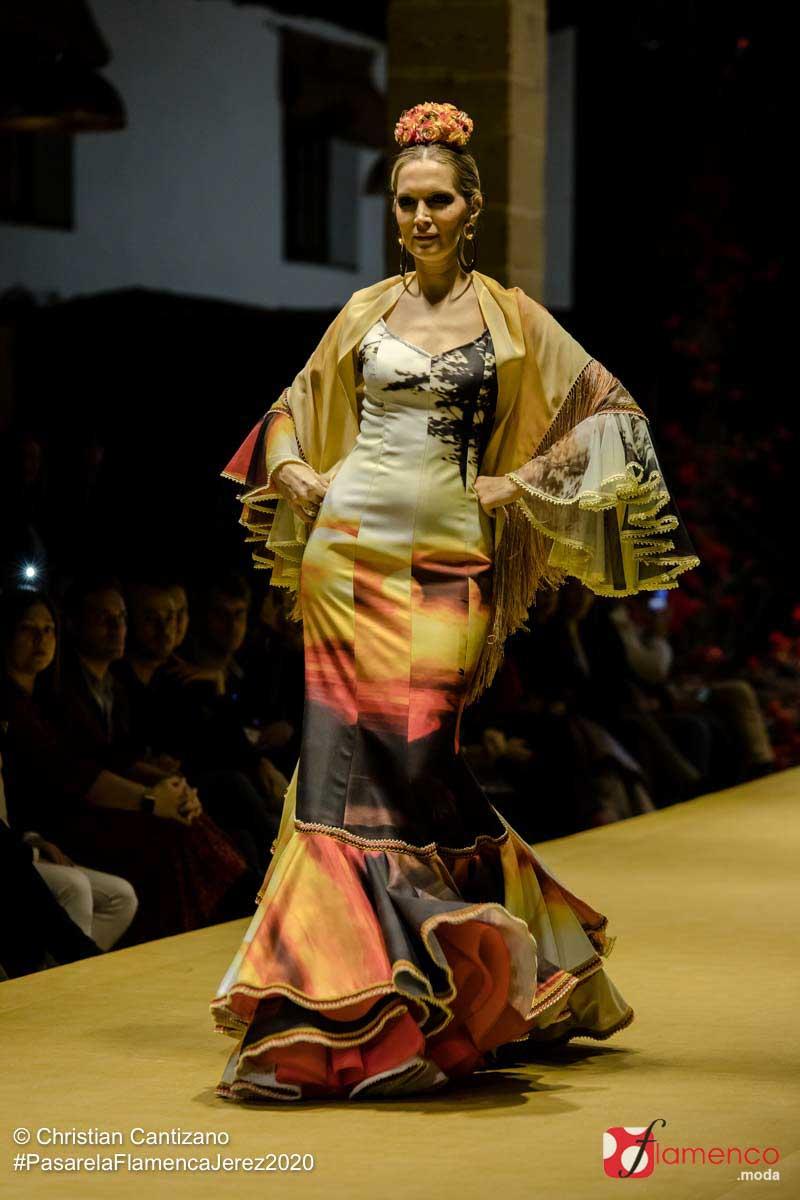 Ángeles Verano - Pasarela Flamenca Jerez