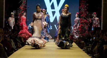 ÁNGELES VERANO | Caminando entre Volantes – Pasarela Flamenca Jerez 2020