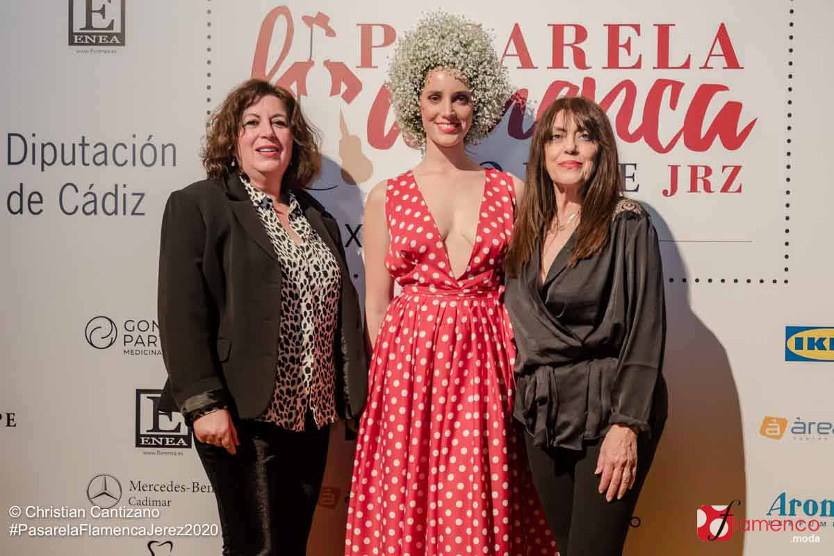Bordado Flamenco & Merche Moy - Pasarela Flamenca Jerez