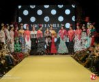 MICAELA VILLA | Jardín de lunares Pasarela Flamenca Jerez 2020