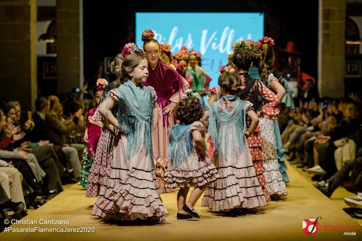 Pilar Villar El Arconcito - Pasarela Flamenca Jerez