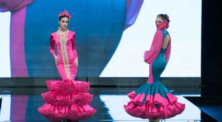 Video desfile Moda Flamenca de Granada en Simof 2020