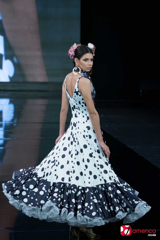 Granada en Simof 2020 - Rebeca moda flamenca