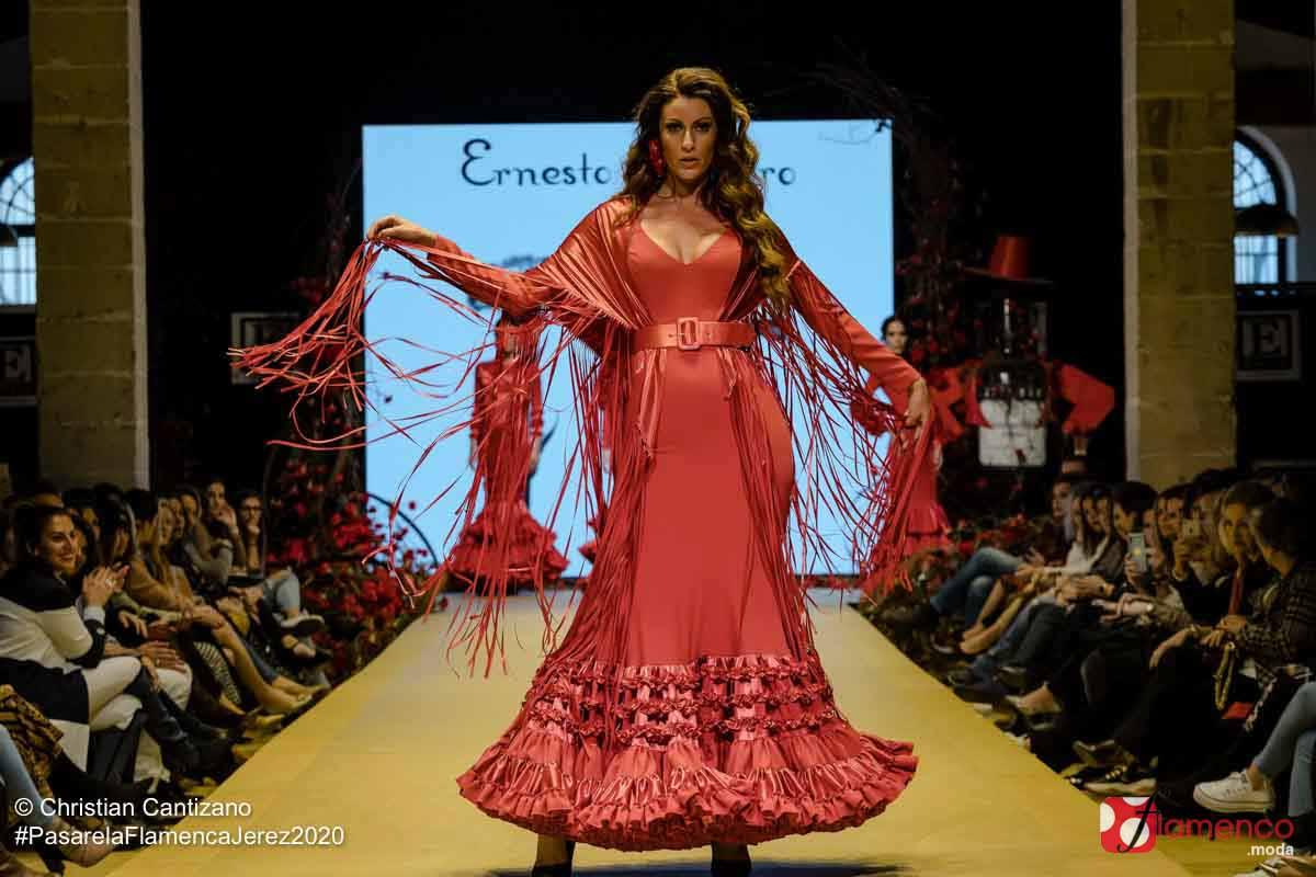 Ernesto Sillero - Pasarela Flamenca Jerez 2020