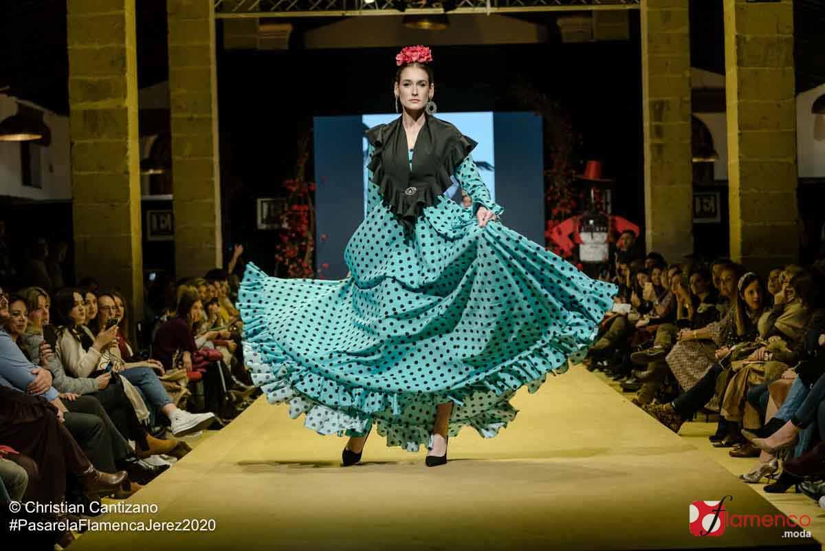 Rocio Lama - Pasarela Flamenca Jerez