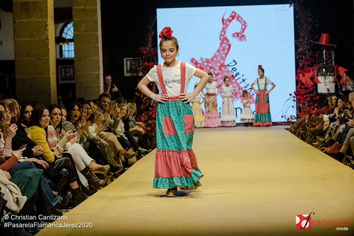 Rocio Martín - Pasarela Flamenca Jerez