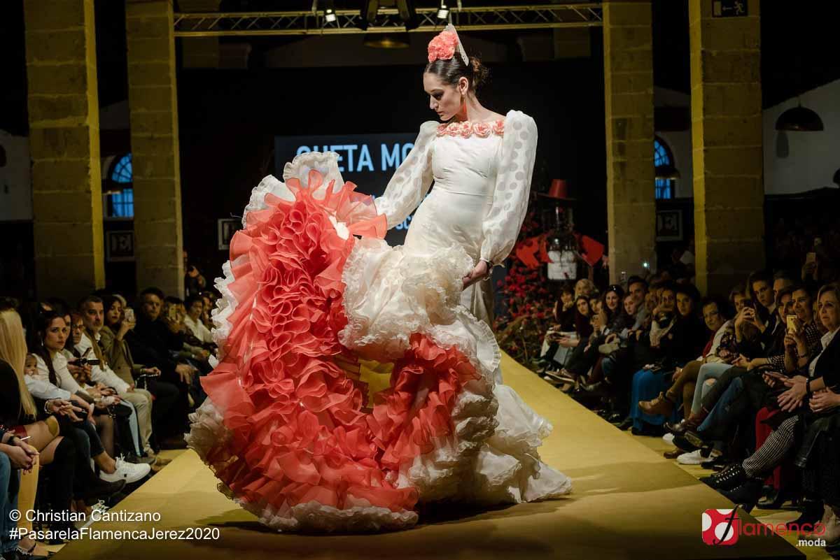 Ana Ricardi - Pasarela Flamenca Jerez 2020