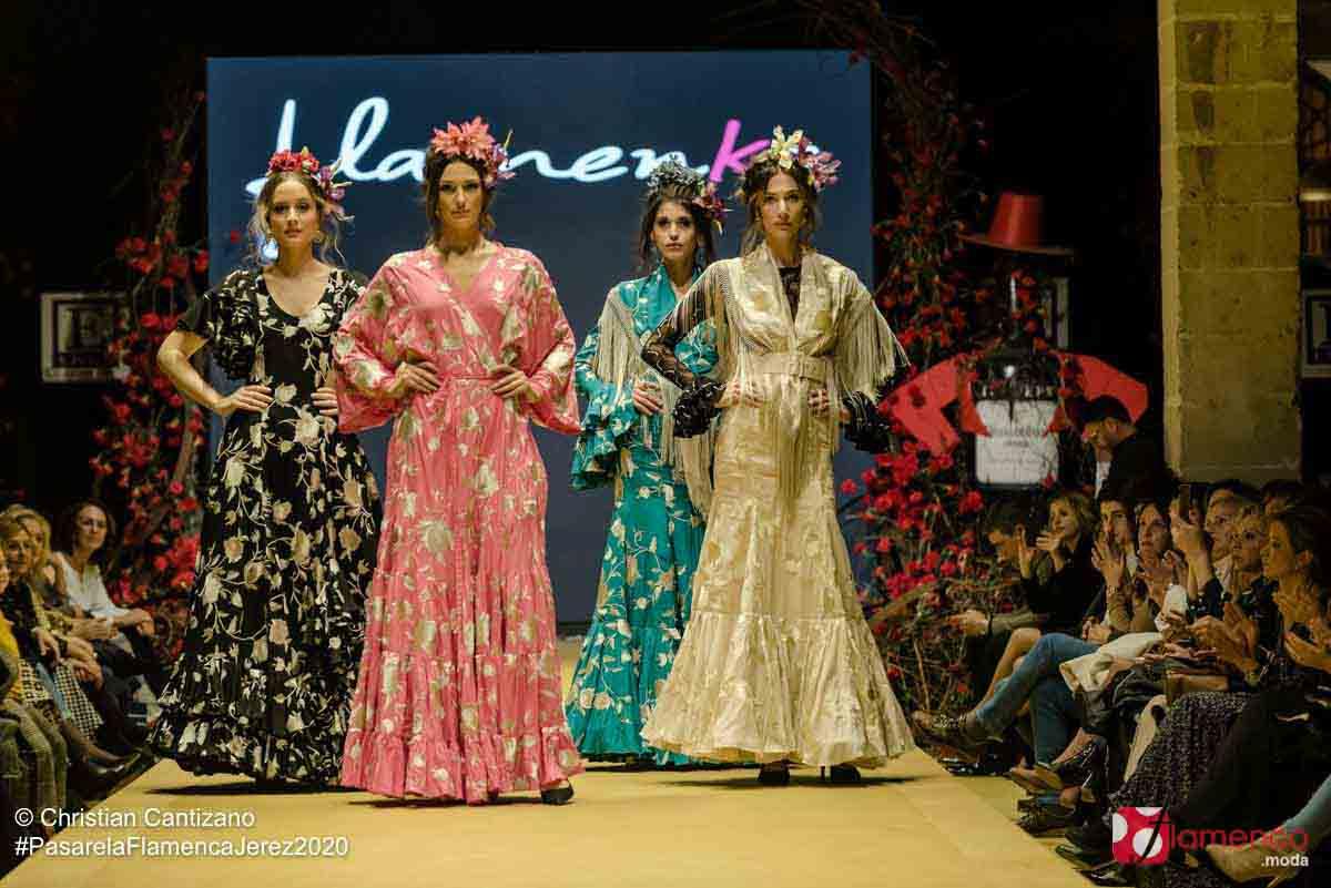 Flamenka - Pasarela Flamenca Jerez